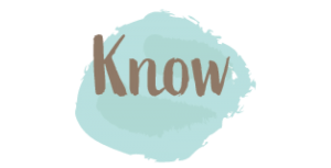 "Graphic Element ""Know."""