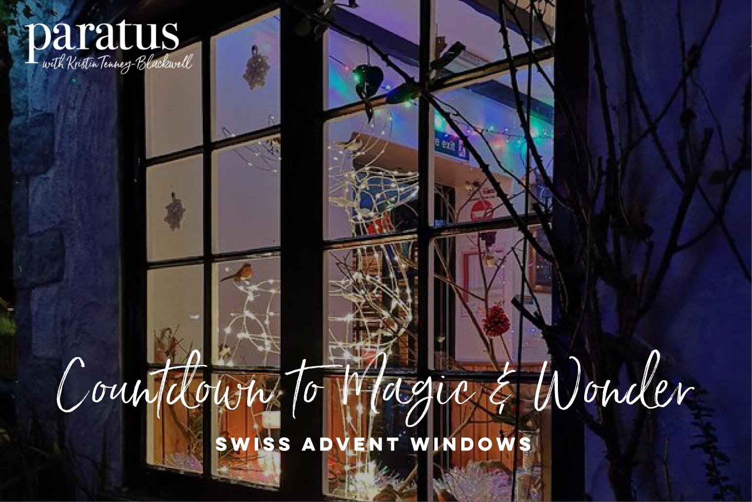 Paratus - Countdown to magic and wonder-